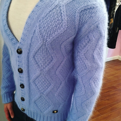 Versace men's cardigan