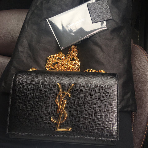 Saint Laurent small Kate bag