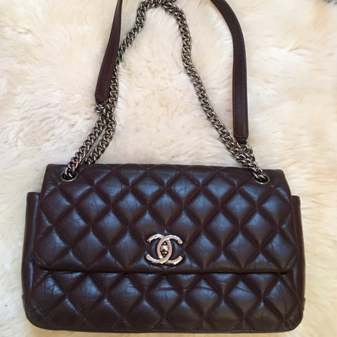 Chanel new bubble flap