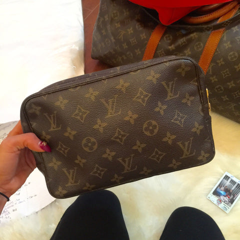 Louis Vuitton Toiletry Case