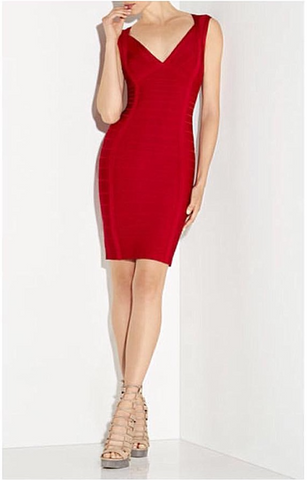 Herve Leger Darby dress
