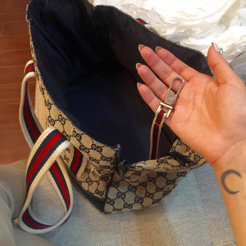 Gucci Dog Bag