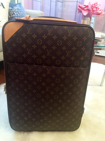 Louis Vuitton Pigase Legere 55 ($2000.00 if you pick up from store)