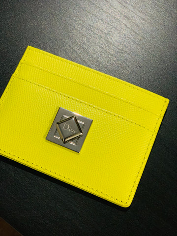 Christian Dior Card holder