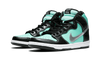 "Nike Skateboard dunk high premium QS ""diamond Tiffany"" sneaker"