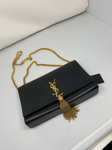Saint Laurent Kate tassel bag