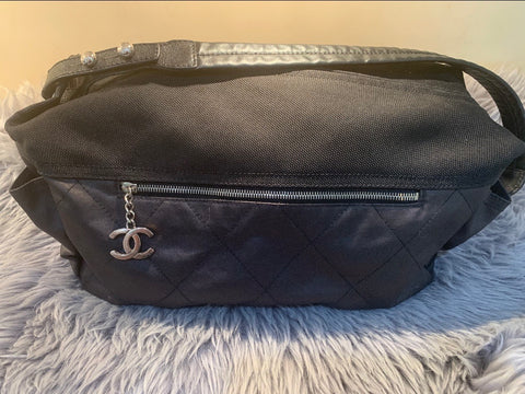 Chanel Paris biarritz bag