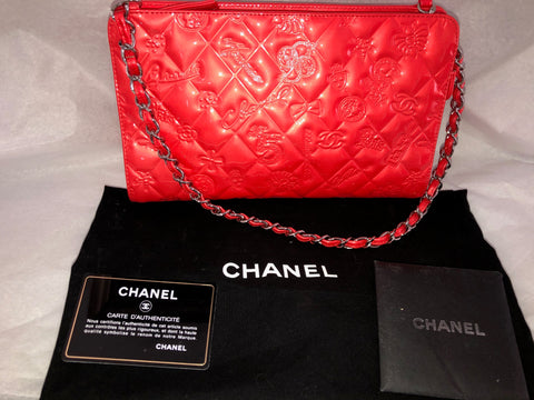 Chanel stitch bag