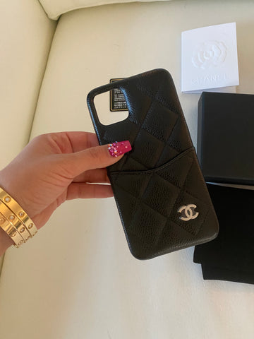 Chanel case IPhone 11 Pro Max