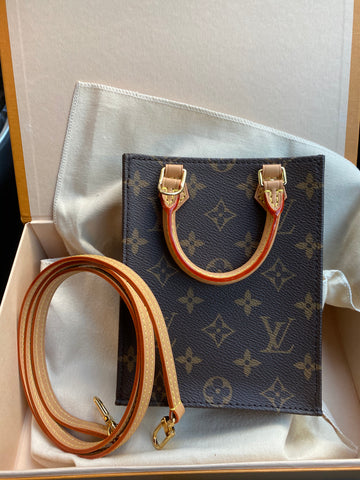 Louis Vuitton mini Sac plat
