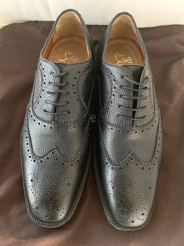 Christian Louboutin derby shoes