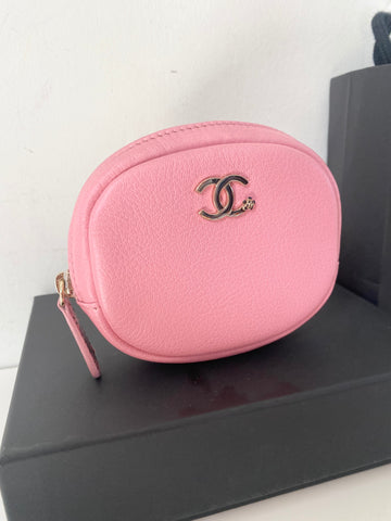 Chanel coin pouch