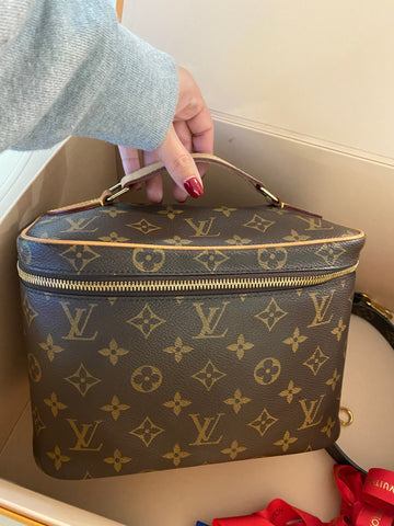 Louis Vuitton nice bb bag