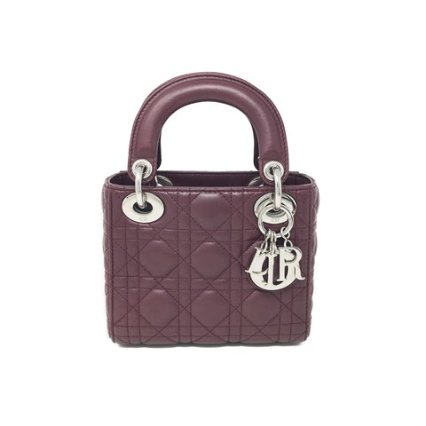Christian lady dior bag