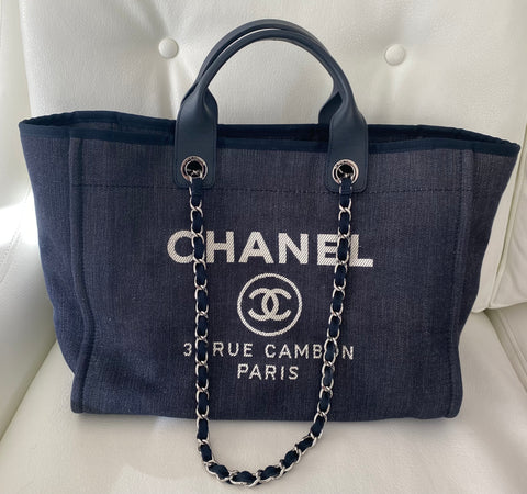 Chanel Deauville bag