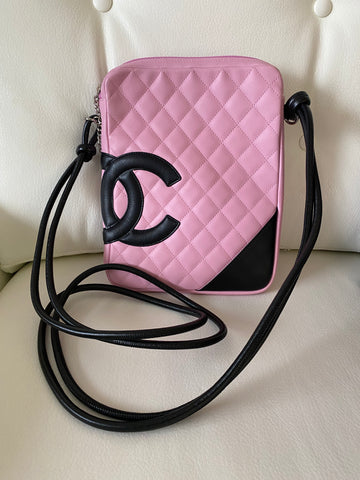 Chanel cambon crossbody bag