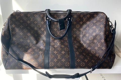 Louis Vuitton keepall bandolerie