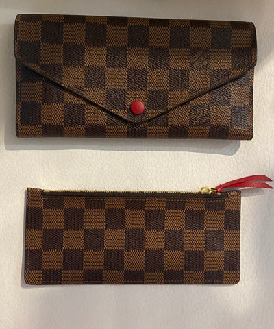 Lous Vuitton Sarah wallet