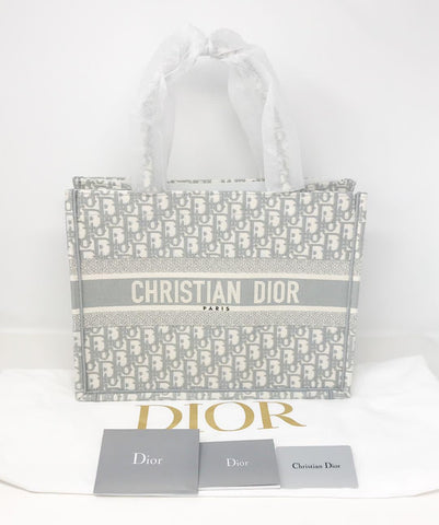 Christian Dior book tote