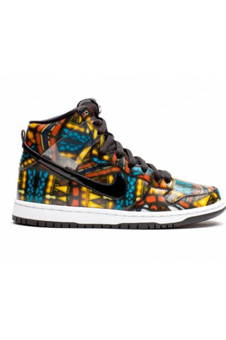 "Nike Sb Dunk High Pro QS Concepts ""stained glass special box"""
