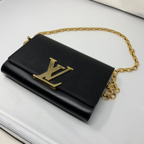 Louis Vuitton Louise chain pm