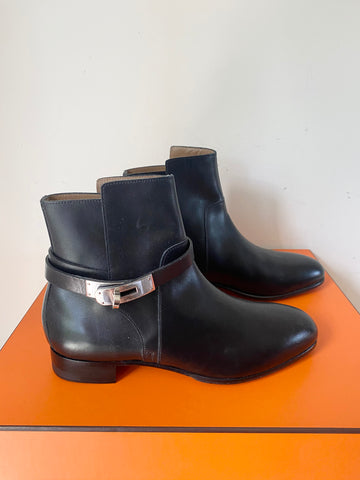 Hermes Neo ankle boots