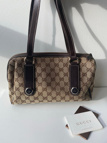 Gucci monogram bag