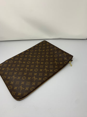 Louis Vuitton laptop holder