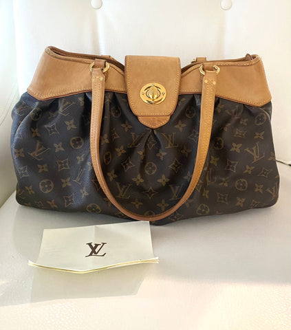 Louis Vuitton bowtie bag