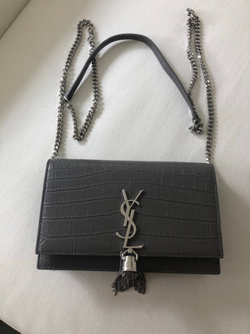 Saint Laurent Kate tassel
