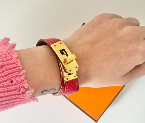Hermes Mini Kelly bracelet
