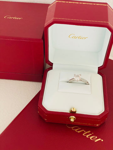 Cartier diamond Ring