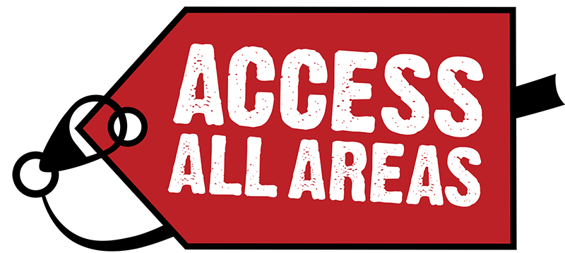 3 DAY ACCESS ALL AREAS FREE PASS - LIMITED TIME OFFER!