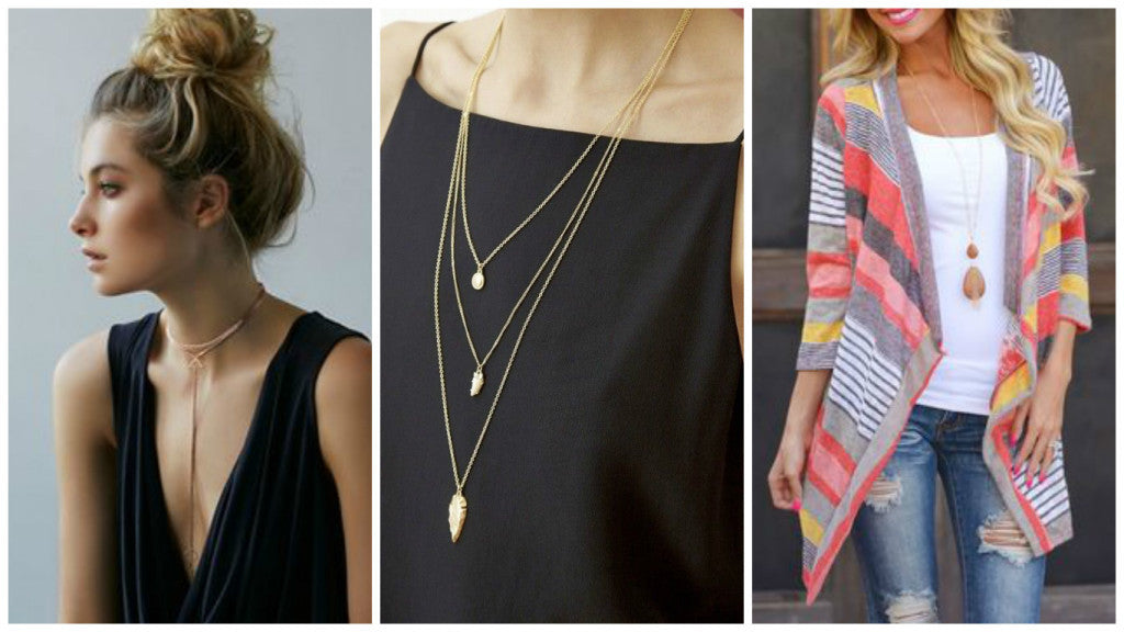 How you can look thinner with Jewelry