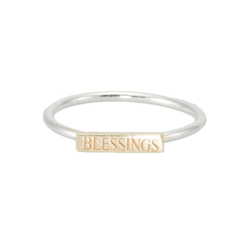 Blessings Inspiration Ring