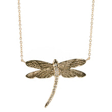 Load image into Gallery viewer, Dragonfly Diamond Necklace