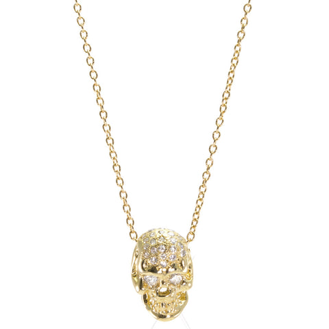 Large Skull Necklace