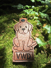 Labrador Keyring - Veterans With Dogs (VWD) Shop