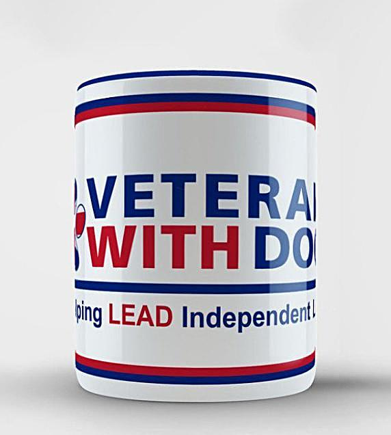 The Mug - Veterans With Dogs (VWD) Shop
