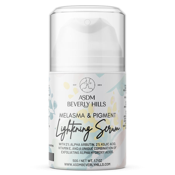 Melasma & Pigment Lightening Serum- With 2% Alpha Arbutin