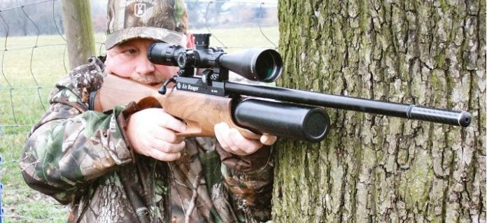 Airguns for small game, a good choice for everyone