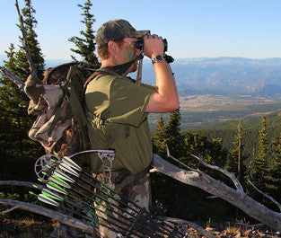 Preseason Scouting. The secret for bow hunting success
