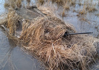 Tricks to be undetectable when duck hunting