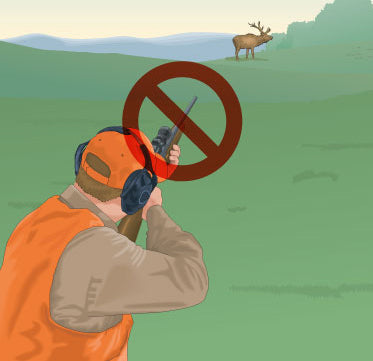 Basic Safety Rules when Hunting with Firearms