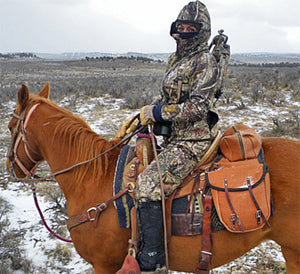 Advantages of horseback hunting