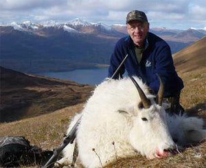 Extreme Hunting: Do you have what's needed for Mountain Goat hunt?