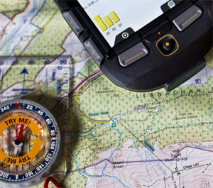 GPS or Compass? The best choice when hunting.