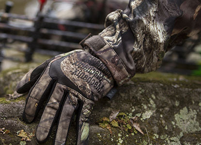 Different Hunting Gloves Materials