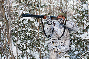 Some Tips for Still Hunting for Winter Whitetails