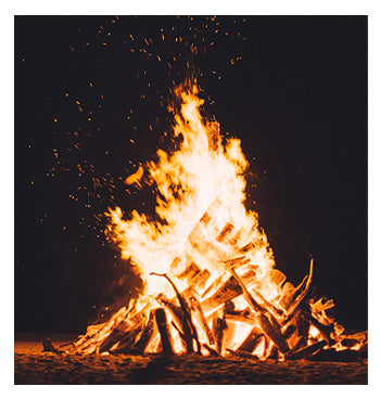 Fire Safety when Camping
